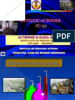 Intoxicaciones Clase N_9 Soporte