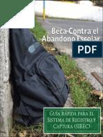 gua abandono escolar 2014-2015