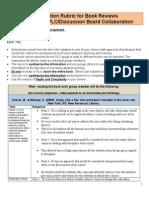 edu 542- book report rubric 14