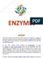 ENZYMES Introduction