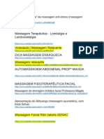Massagem Do Couro Cabeludo Professora Magda