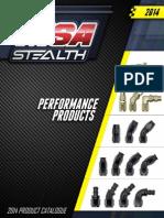 MSA Stealth 2014 Catalog