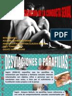 Las Parafilias