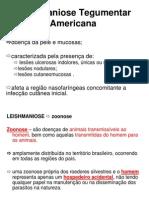 Leishmania Tegumentar Americana