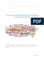 Consumer telematics Research