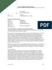 UT Dallas Syllabus for ed3314.001 06f taught by John Allen (jpa014200)