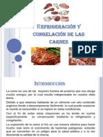 Refrigeración y Congelación de Las Carnes
