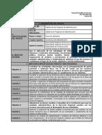 Subdirector(a) Regional de Administración
