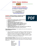 UT Dallas Syllabus for ce6304.501 06f taught by Rama Sangireddy (rxs030200)