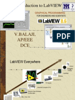 LABVIEW Overview