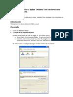 Practica 2. DataGridView