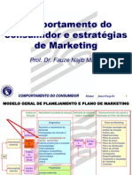 I Comportamento Do Consumidor e Estratégias de Marketing