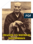 Taisen-Preguntas a Un Maestro Zen