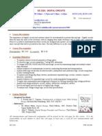 UT Dallas Syllabus for ee3320.002 06f taught by Poras Balsara (poras)