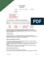 UT Dallas Syllabus for math2419.001 06f taught by Frank Allum (fallum)