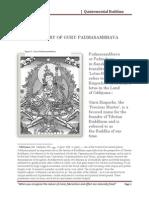 Padmasambhava Life Story