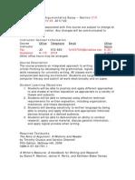 UT Dallas Syllabus for rhet1302.019 06f taught by Fariborz Hadjebian (fxh037000)