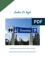 Description of Emotion