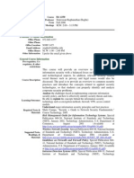 UT Dallas Syllabus for ba4330.001 06f taught by Srinivasan Raghunathan (sraghu)