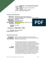 UT Dallas Syllabus for aim6343.501 06f taught by Mary Beth Goodrich (goodrich)
