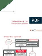 ITIL v3 Gestion de Capacidad [Sesion 9)