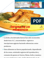 Historia Probioticos
