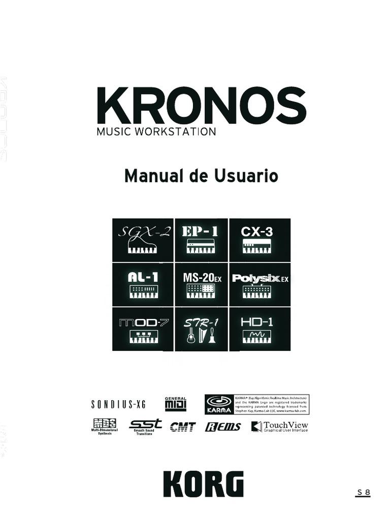 Kronos Op Guide s8