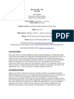 UT Dallas Syllabus for rhet1302.030 05f taught by Desiree Ward (dlw011400)