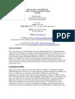 UT Dallas Syllabus for rhet1302.020 05f taught by Deborah Scally (das)