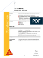 Sikafloor 2530 W-gl,18kg (Ab)