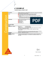 Sikafloor 2530 W-lp, 18kg (Ab)