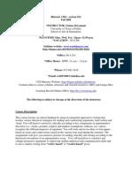 UT Dallas Syllabus for rhet1302.012 05f taught by Solana Delamant (scd051000)