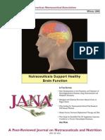 JANA Prevention of Neurological Disease