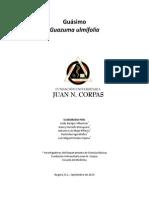 Monografia Guazuma ulmifolia
