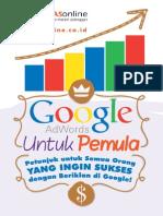 Google Adwords Untuk Pemula