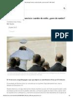 100 Días Del Papa Francisco_ Cambio de Estilo, ¿Pero de Rumbo_ - BBC Mundo
