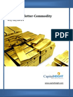 Commodity Market Trading Report by Money CapitalHeight
