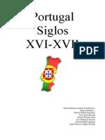 Portugal Siglo XVI-XVII