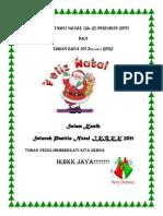 Perayaan Natal Ikbkk Print