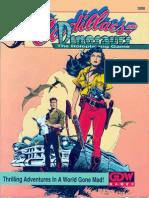 Cadillacs & Dinosaurs RPG Corebook