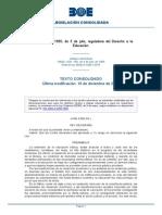 1985.07.03_8 LEO Reguladora Derecho a La Eduación (LODE) (CONSOLIDADA)