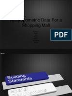 Anthropometric Data For a Shopping Mall.pptx