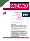 Nitronic 30 Brochure