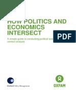 How Politics and Economics Intersect
