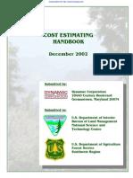 Cost Estimating Handbook 2002