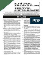 Anunci CPBombers València bases convocatòria cobertura de 54 places de Bomber-conductor