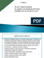 Curs 5 - Placi Ortotrope [Autosaved]