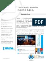 Business Sirena Elektra Social Media Marketing