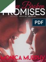 Monica Murphy-DF3-Three Broken Promises