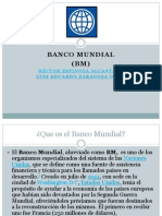 Banco Mundial Por Hector Espinza